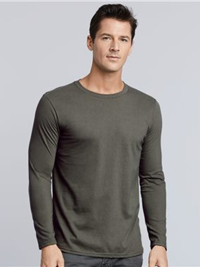 Gildan Softstyle Long Sleeve T Shirt
