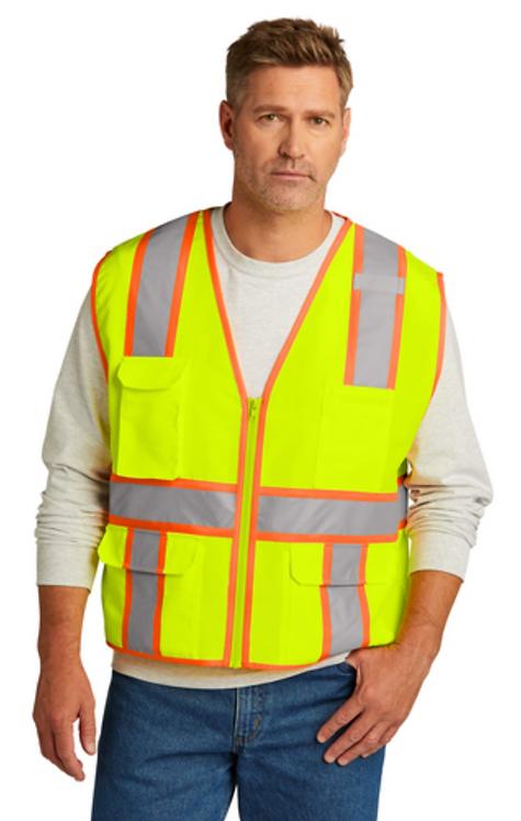Cornerstone ANSI 107 Class 2 Vest