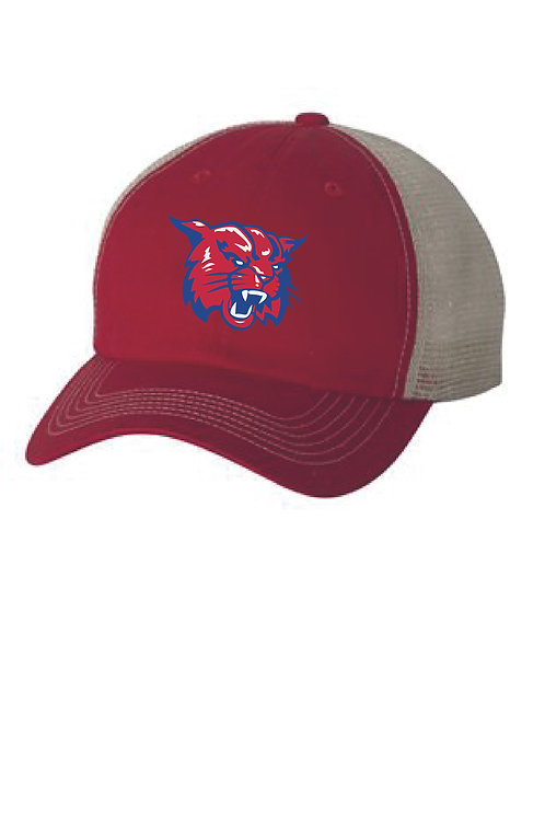 Red Wildcats Hat