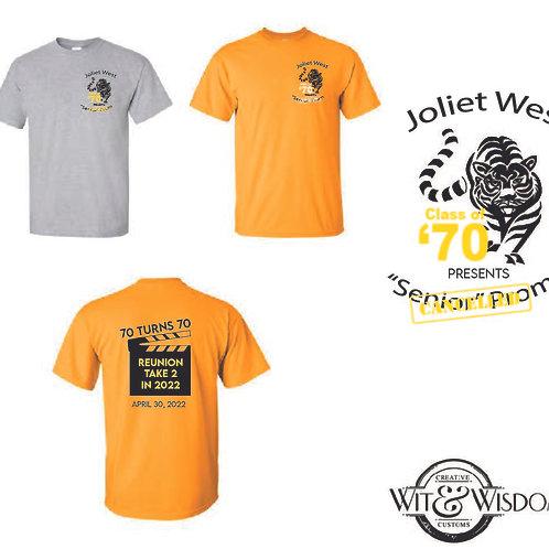Joliet West Reunion T Shirt