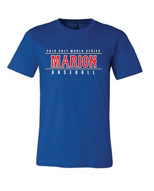 2019 Colt World Series Marion Tee