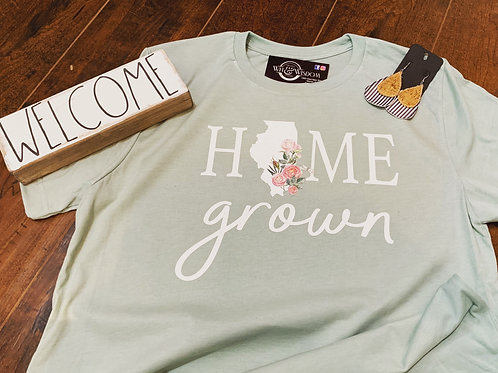 Home Grown State T Shirt