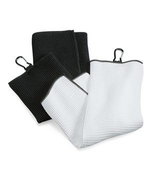 Carmel Golf Towel with Logo
