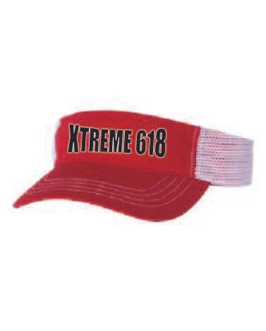 Xtreme 618 Richardson Visor