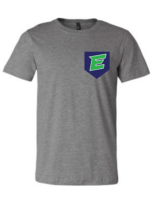 SI Elite Embroidered Pocket Tee