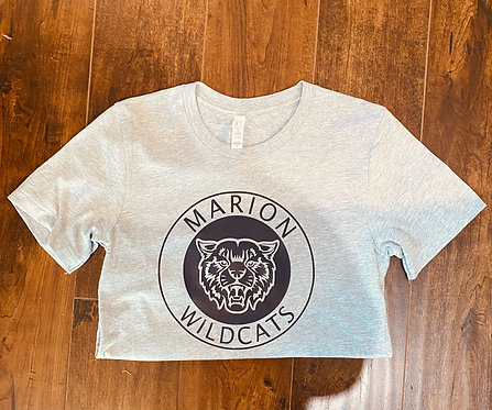 Marion Wildcats Circle Tee