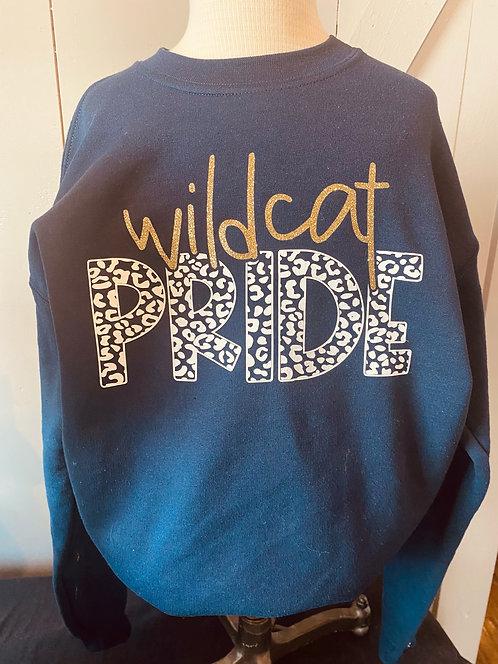 Youth Wildcat Pride Sweatshirt