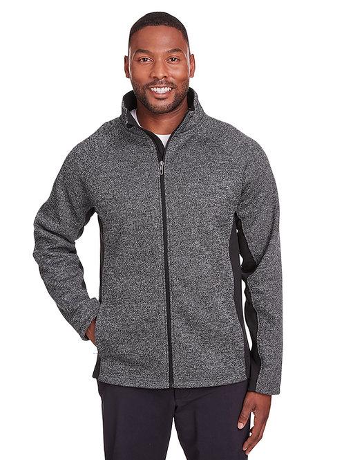 Spyder Mens Constant Full Zip Sweater Fleece Jacket