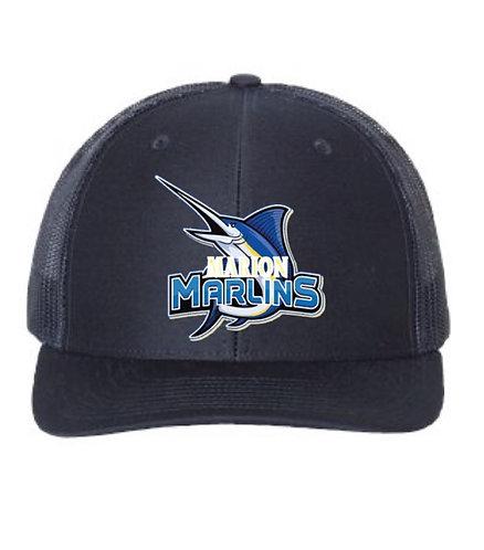 Marion Marlins Richardson Hat