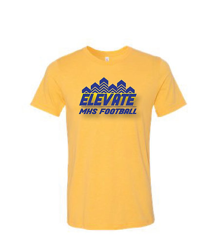 Marion Football Elevate T Shirt
