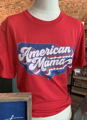 American Mama T Shirt