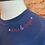 Thumbnail: Stars & Stripes embroidered tee