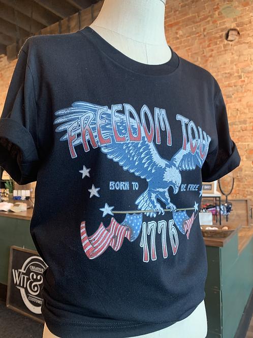 Vintage Freedom Tour Tee
