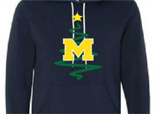 M Tree shirt