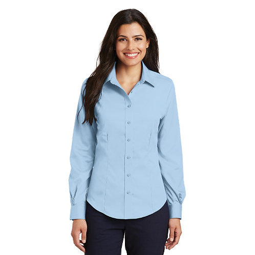 Women PortAuthority Non Iron Dress Shirt