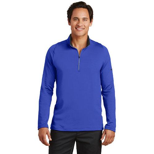 Nike Dri Fit Stretch 1/2 Zip Pullover