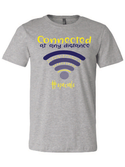 Connected at Any Distance T Shirt