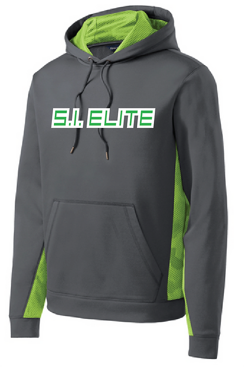 SI Elite Youth Hooded Pullover
