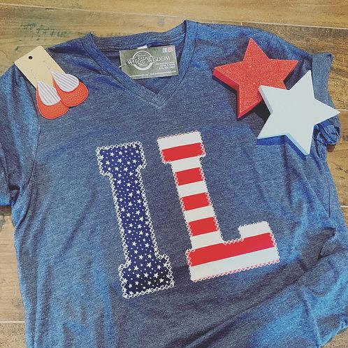 IL Stars and Stripes