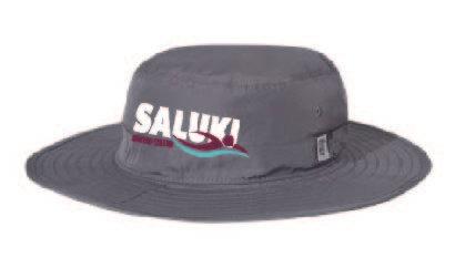 Saluki Swim Booney Hat