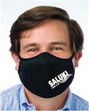 Saluki Swim mask