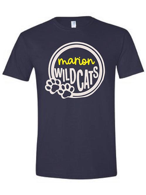 Navy Marion Wildcats