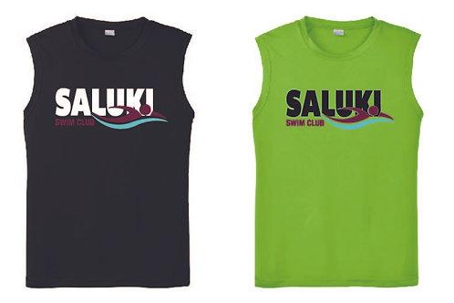 Saluki Swim Sport Tek Sleeveless Posicharge Competitor Tee