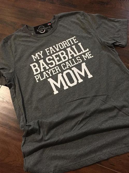 My Fav Baseball Tee