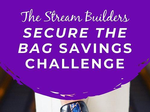 Secure the Bag Savings Challenge eBook