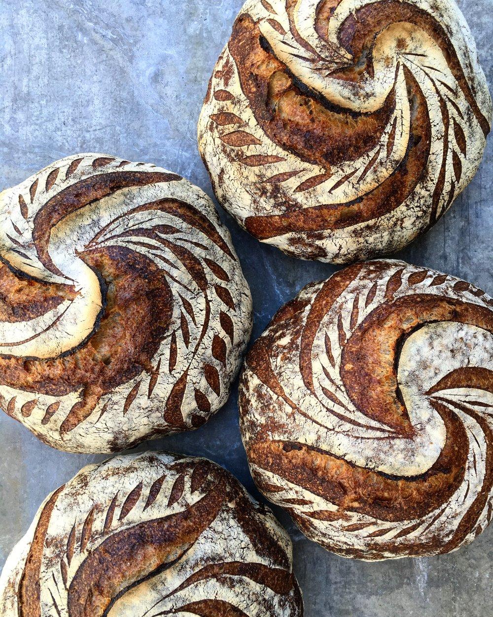 Sarah Owens Swirl+Bread