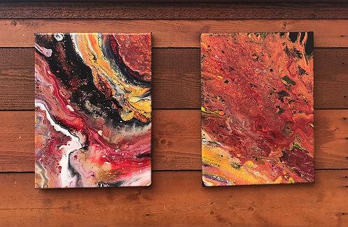 Double panel II