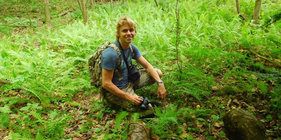 Friday Morning Mushroom/Plant Walk with Adam Haritan
