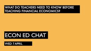 Teaching Financial Economics