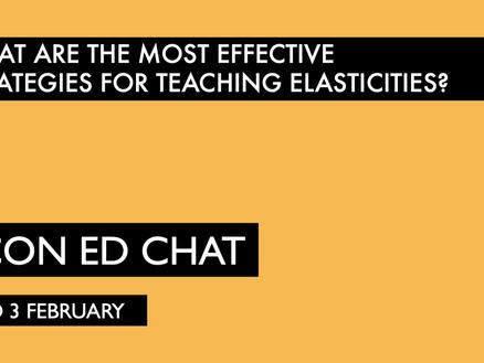Teaching Elasticity