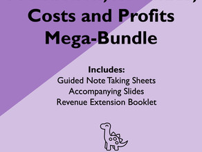 New Collection: Production, Revenues, Costs and Profits