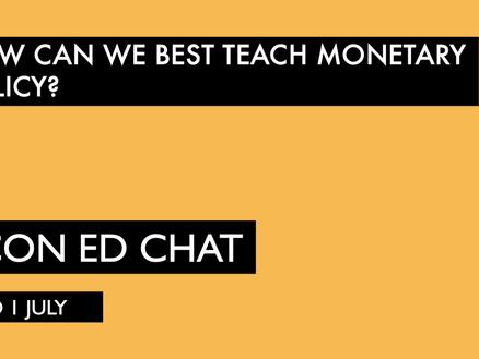 Teaching Monetary Policy