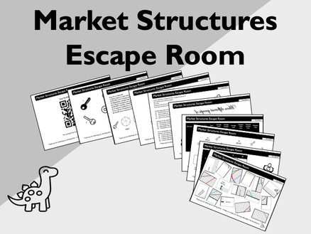 Market Structures Escape Room