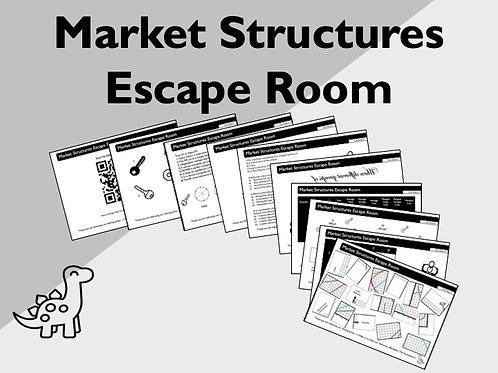 Market Structures Escape Room