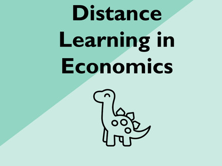 Distance Learning in Economics