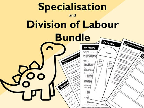 Specialisation and Division of Labour Bundle