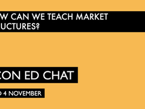 Teaching Market Structures