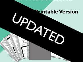 Updated: Year 1 Micro Notebooks