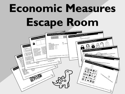 Economic Measures Escape Room
