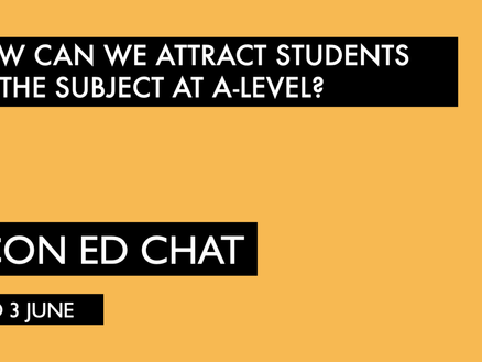 How can we attract students to Economics at A-Level?