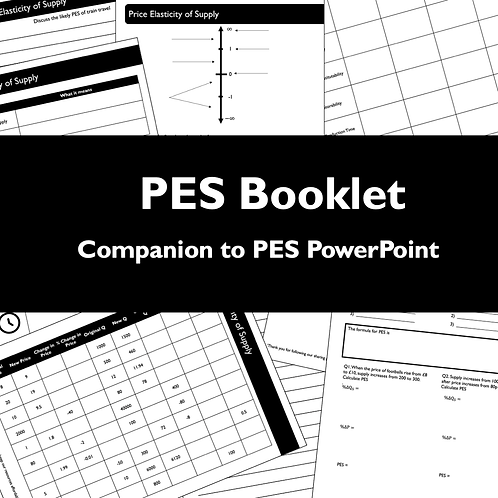 PES Booklet