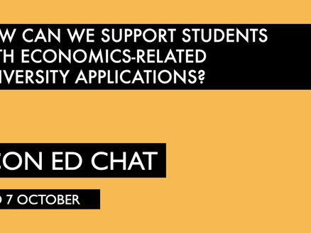 Supporting Economics-related University Applications