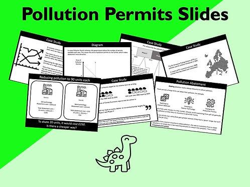 Pollution Permit Slides