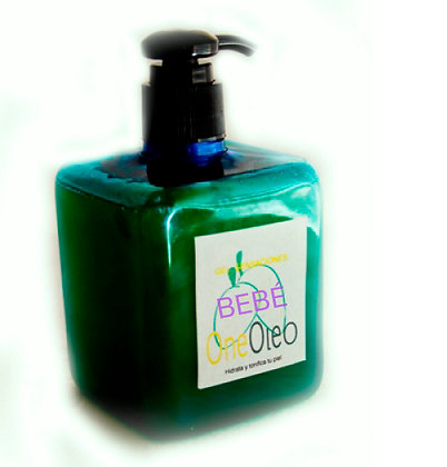 GEL DE BEBÉ (333ml)