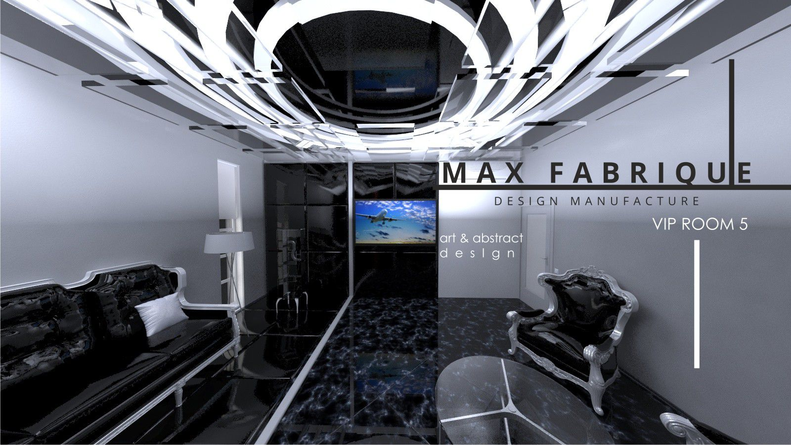 max fabrique 3d concept