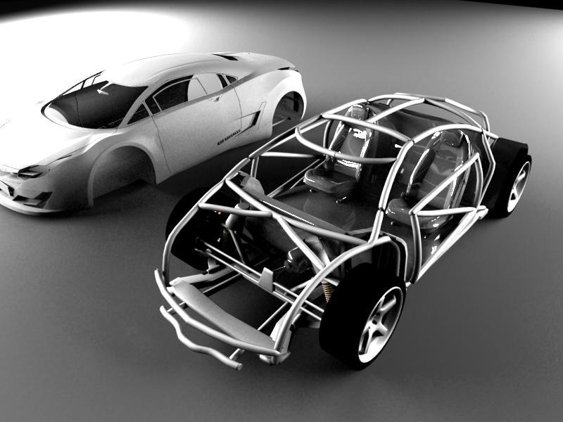 max fabrique auto sh-2 concept